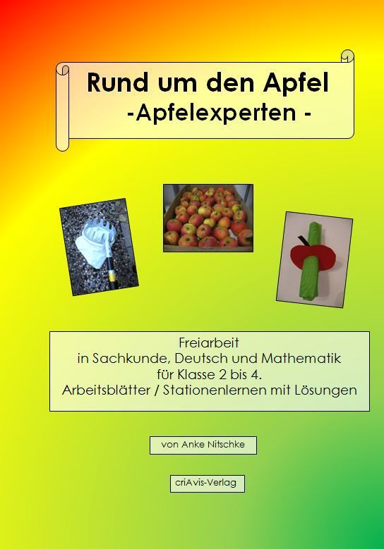 Rund um den Apfel - Apfelexperten - Download - criAvis-Verlag