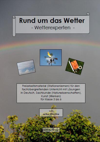 Rund um das Wetter – Wetterexperten – Buch - criAvis-Verlag