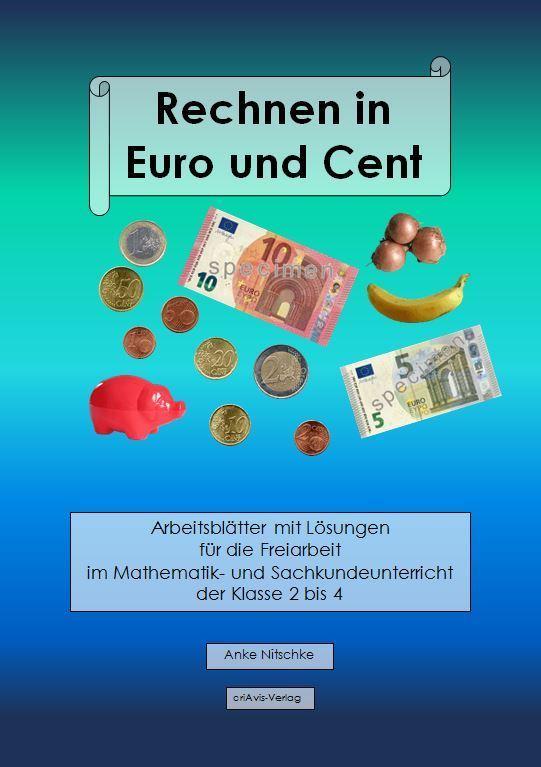 Rechnen in Euro und Cent - Buch - criAvis-Verlag