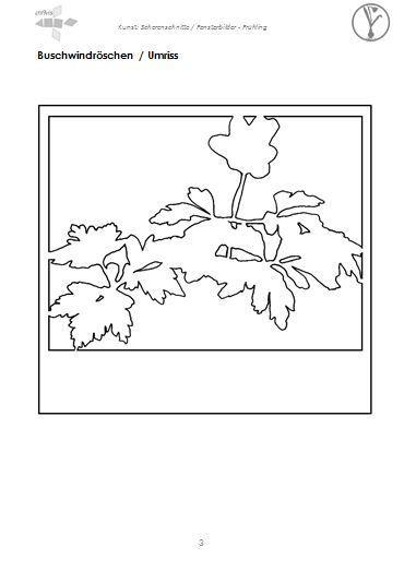 Scherenschnitte und fensterbilder motive zum fr hling download criavis verlag - Fensterbilder motive ...