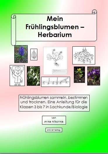 Mein Herbarium - Buch - criAvis-Verlag
