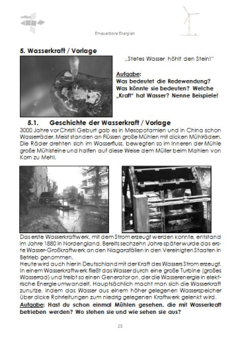 Erneuerbare Energien - Buch - criAvis-Verlag