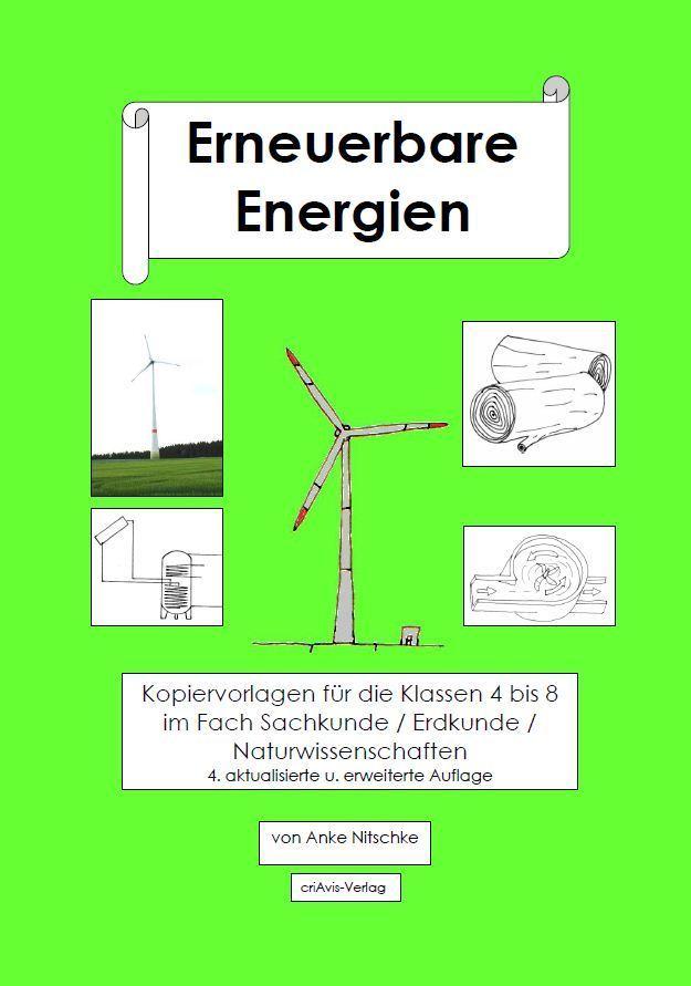 Erneuerbare Energien   Buch   criAvis Verlag