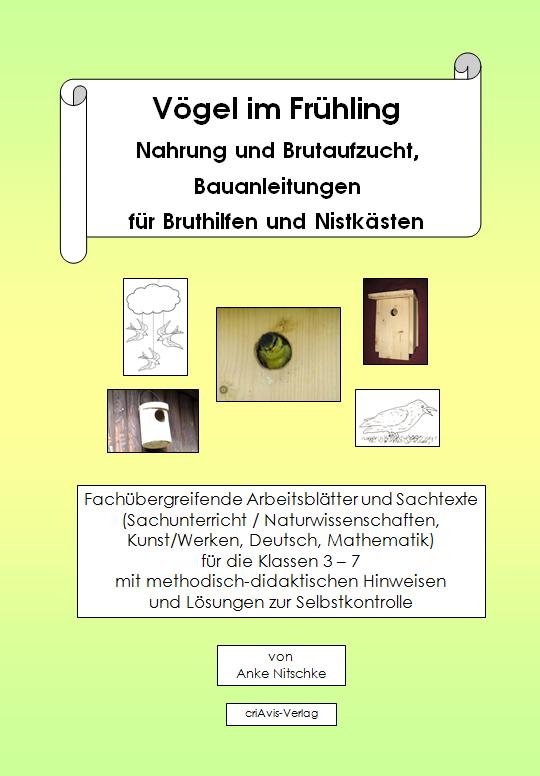 Vögel im Frühling. Nahrung und Brutaufzucht ... - Buch