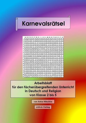 Karneval Fasching Criavis Verlag
